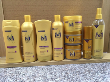 MOTIONS NOURISH AND CARE HAIR PRODUCTS